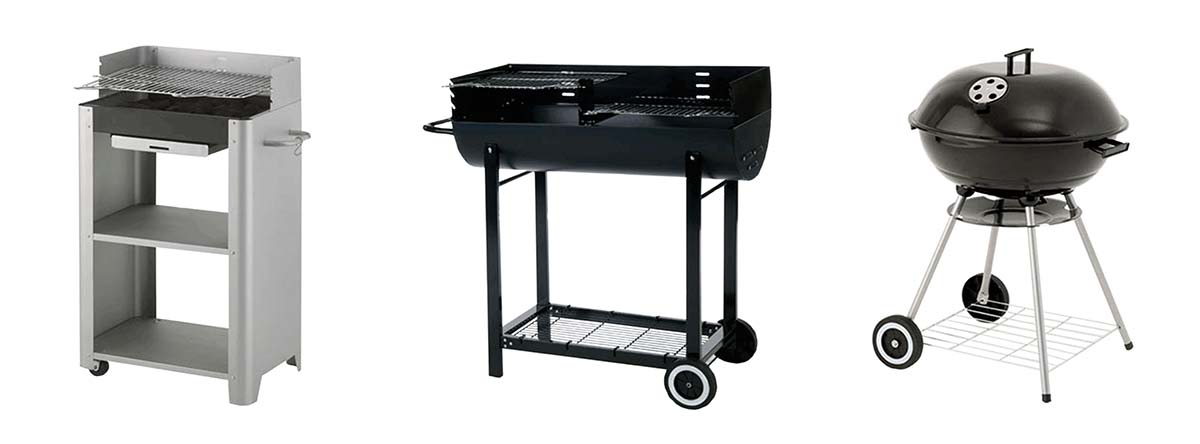 Charcoal Barbecue Easter Promotion