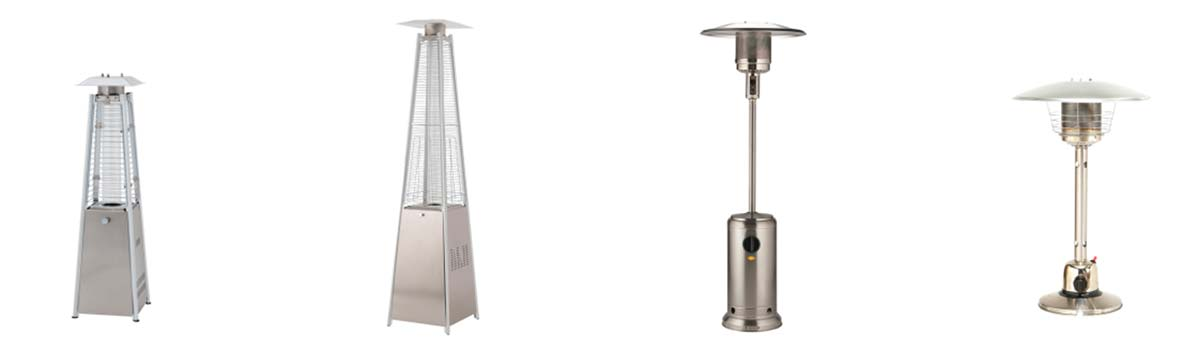 Freestanding Patio Heaters versus Tabletop Patio Heaters