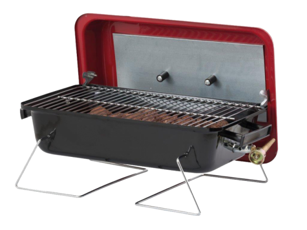 Lifestyle Appliances Portable Gas Barbecue LID UP 768x576
