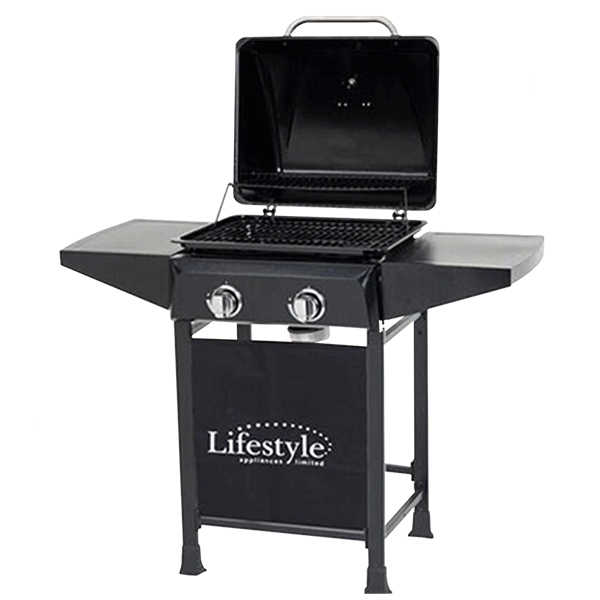 lifestyle appliances cuba gas barbecue lfs205