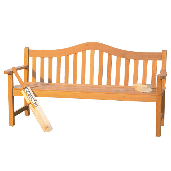 lifestyle appliances wooden garden bench 505-316 317 318