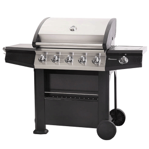 lifestyle appliances dominca gas barbecue lfs683