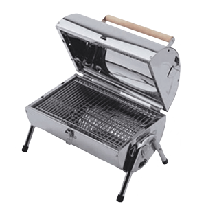 lifestyle appliances explorer charcoal barbecue lfs105