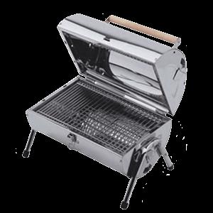 lifestyle appliances explorer charcoal barbecue lfs105