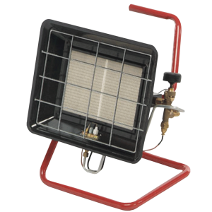 lifestyle appliances industrial site heater LFS903