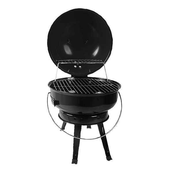 lifestyle appliances tino charcoal barbecue lfs255