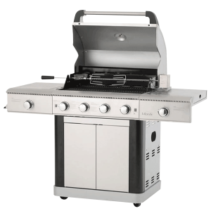 lifestyle appliances st lucia gas barbecue lfs681