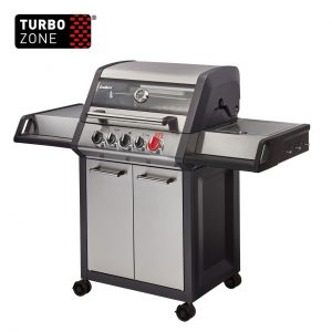 Enders® from Lifestyle - Monroe Pro 3 SIK Turbo Gas BBQ