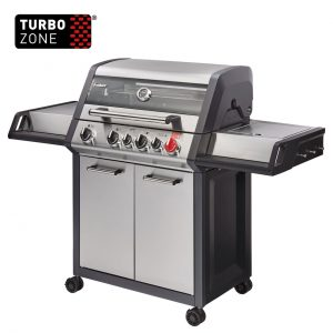 Enders® from Lifestyle - Monroe Pro 4 SIK Turbo Gas BBQ