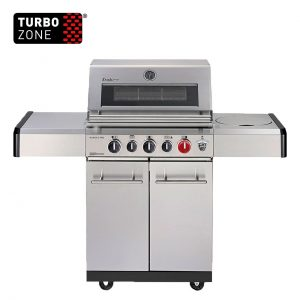 Enders® from Lifestyle - Kansas Pro 3 SIK Turbo Gas BBQ