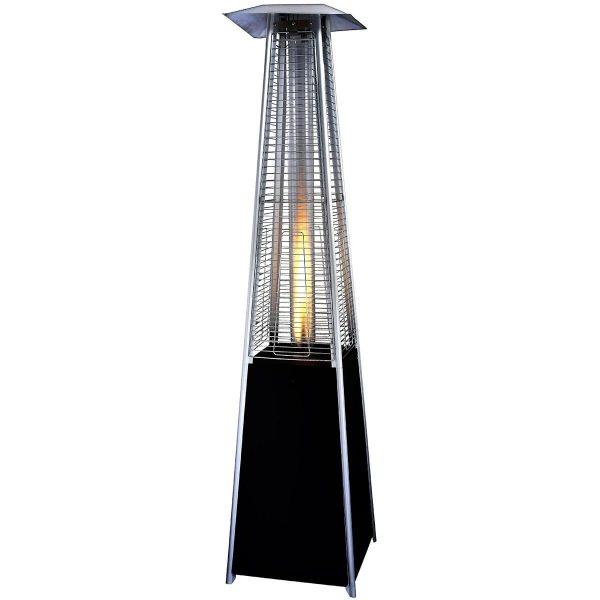 Lifestyle Tahiti II Black Flame Heater