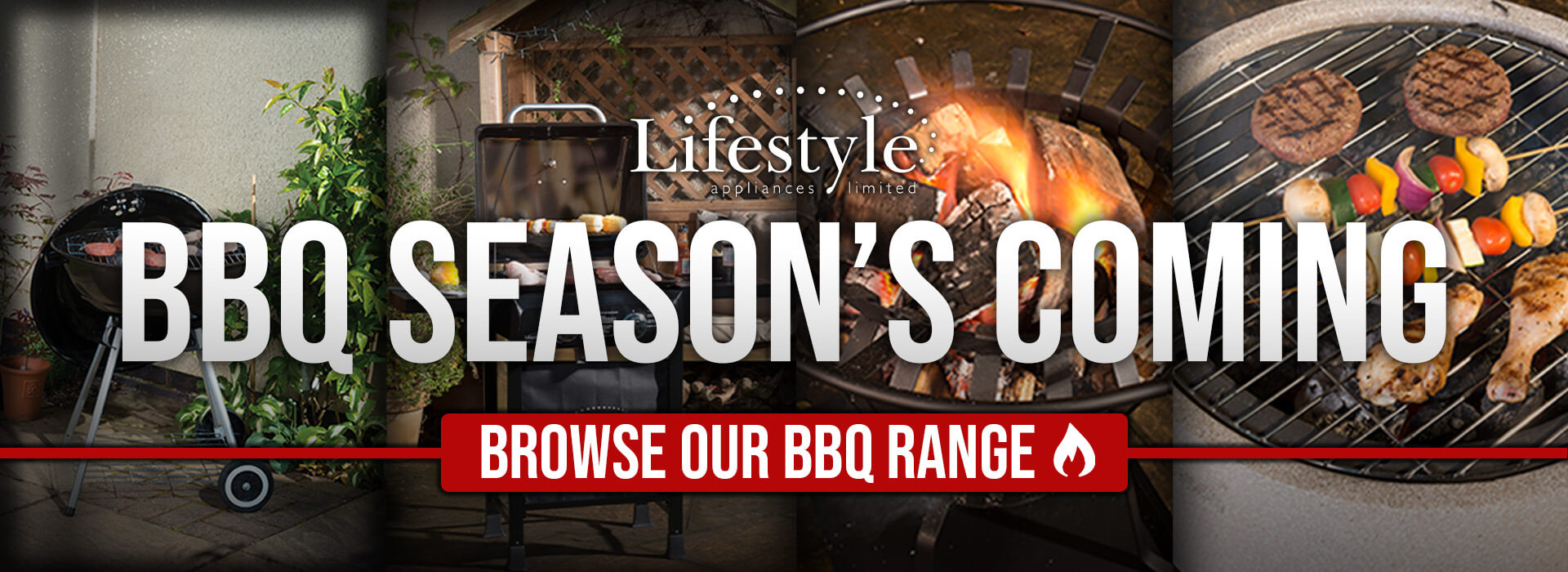 Lifestyle Appliances BBQ Season