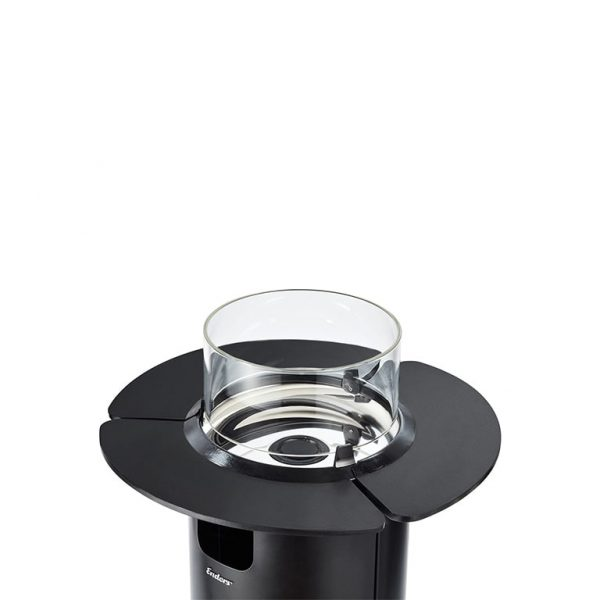 Enders® NOVA LED Flame heater shelf set