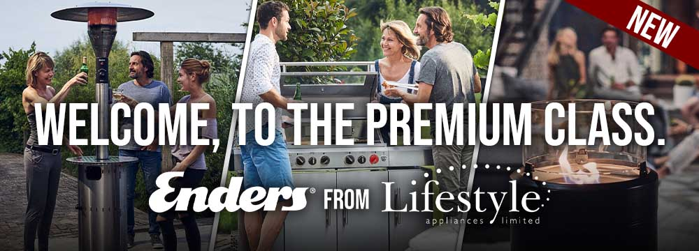 Enders® from Lifestyle Appliances range