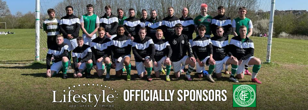 Lifestyle Appliances Sponsorship of Feckenham North Football Club