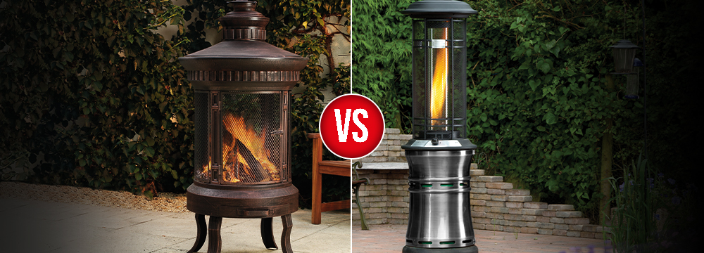 Fire Pits Vs Patio Heaters 2021